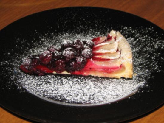 Песочный пирог