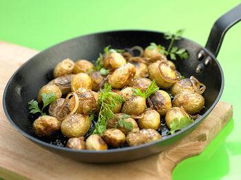 Как приготовить вкусную картошку?