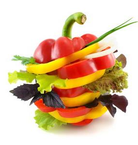 Калорийность салатов