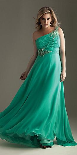 Короткі вечірні сукні для повних