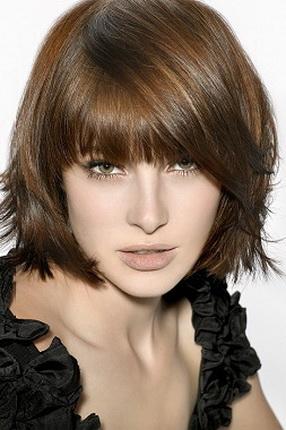 стрижки для тонких волос фото - фотография 4.