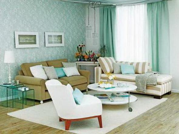 Декоративні подушки в інтер'єрі - 100 фото