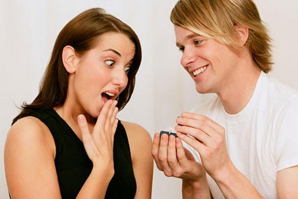 Как сделать предложение девушке?