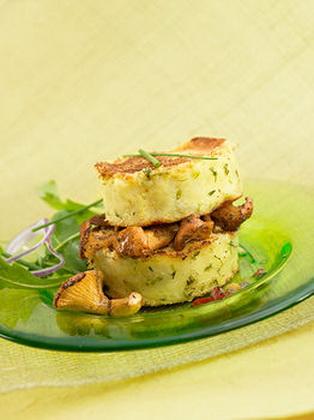 рецепт котлет из вареного картофеля