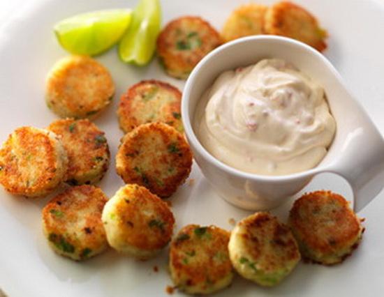 рецепт котлет из картошки