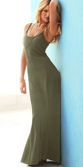 Макси платья были в моде еще в 60-70-ых годах прошлого столетия, после...