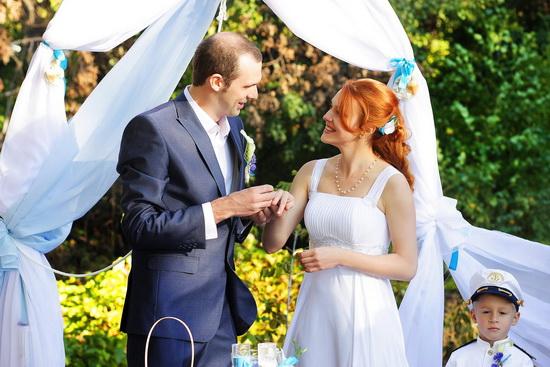 10 лет. Какая свадьба?