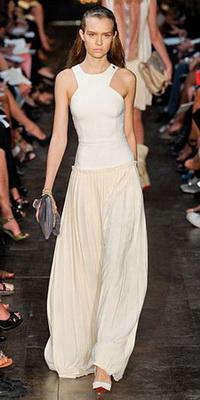Модные сарафаны2012