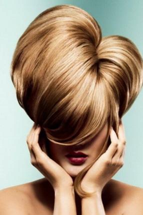 Зачіска ракушка дуже зручна у носінні