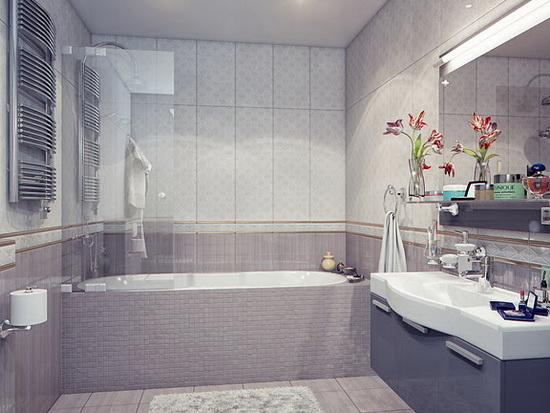 Красивые ванные комнаты: 100 фото-идей ...: ona-znaet.ru/publ/6-1-0-904