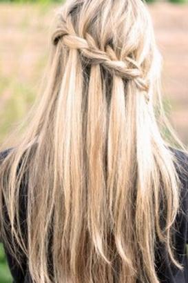 Как плести красивые косы и косички, фото и видео, французские.