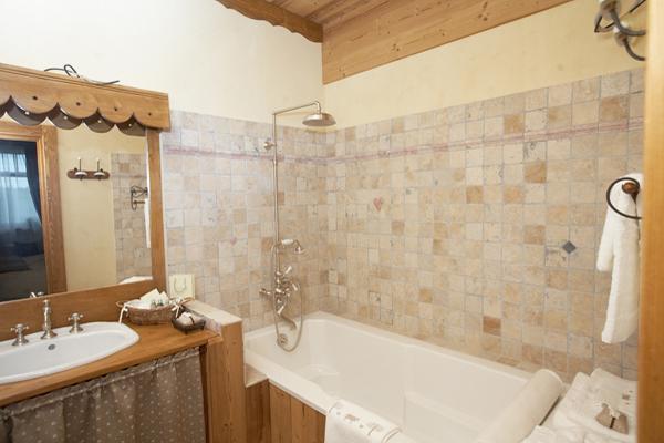 дизайн ванной комнаты в стиле прованс.