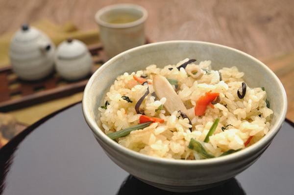 Рис в духовке