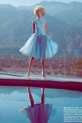 Модні тенденції літа 2012 - модні тренди