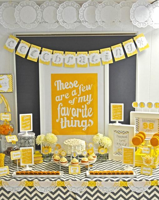 Как украсить комнату на день рождения?