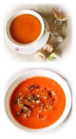 Грибные соусы