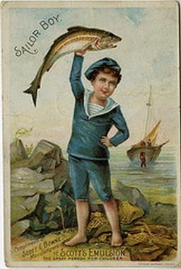 Чем полезен рыбий жир для детей?