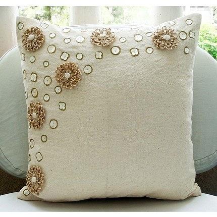 Как сшить подушку