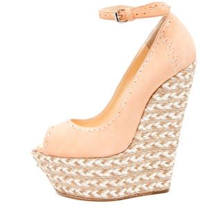 Красивые Туфли На Танкетке