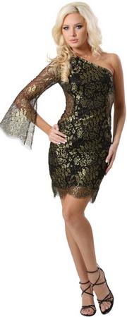 клубные платья