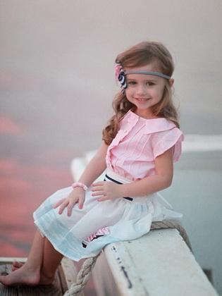 Дитячі спідниці для юної модниці