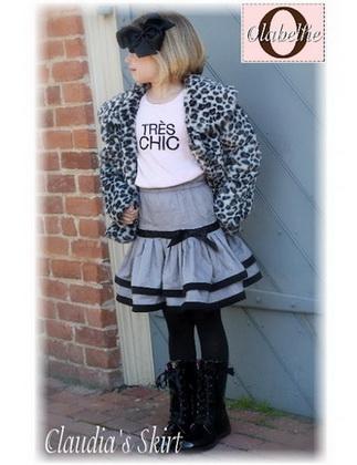 детские юбки