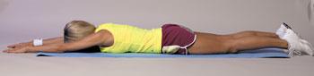 Шесть упражнений для похудения от Веры брежневой
