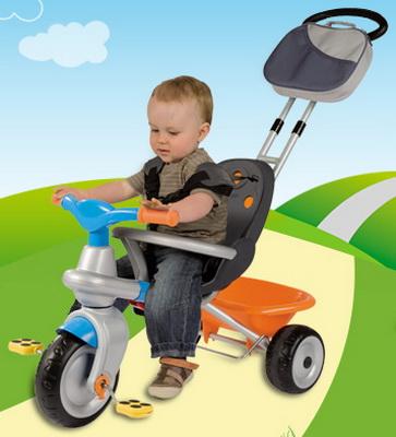 Детский велосипед от года