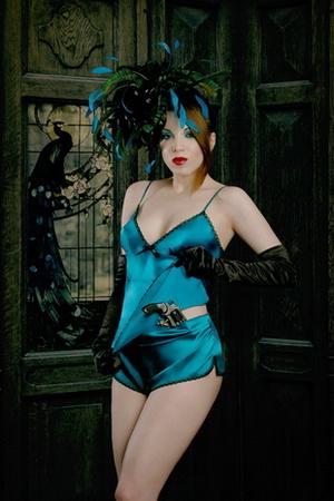 Женское белье в стиле ретро