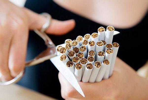как я бросил курить