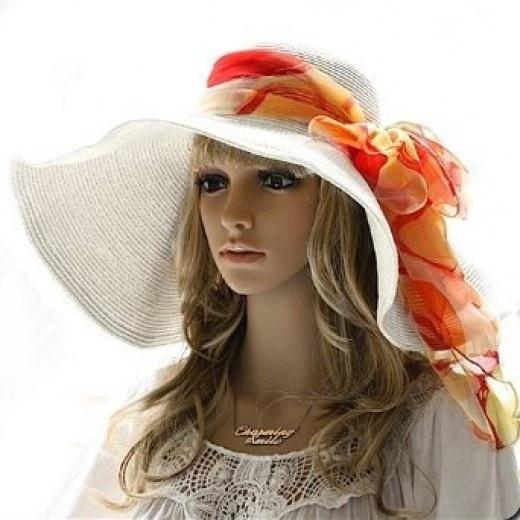 Фото красивых женских шляпок
