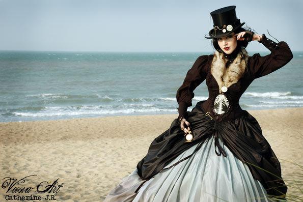 Сукні 19 століття - красиві, жіночні, ніжні