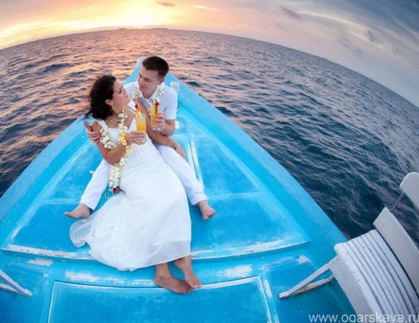 Свадьба в 2013 году