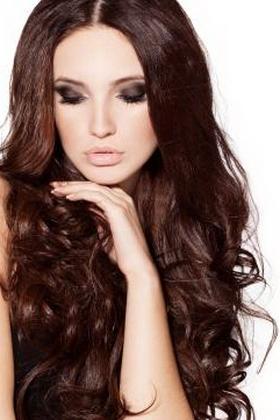 Фото цвет волос оттенки шоколад