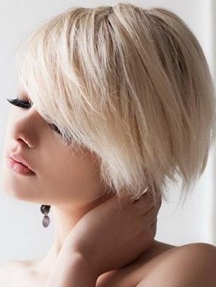 Блондинкас короткой стрижкой фото 399-21