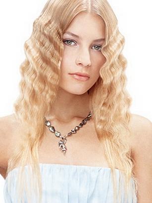 Оттенки волос блонд