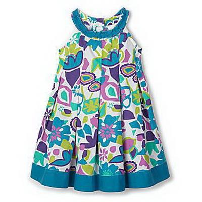 Выкройка платья на лето для полных - Выкройка.