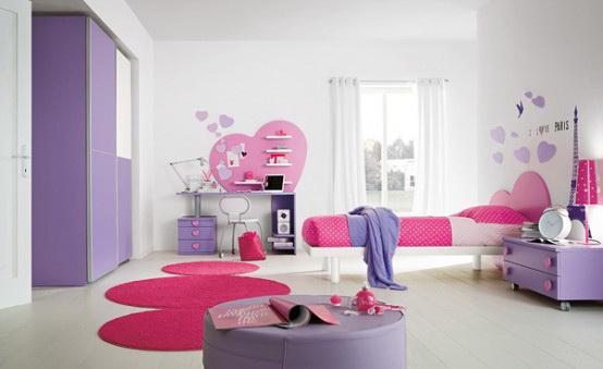 Дизайн детской комнаты своими руками для девочки фото
