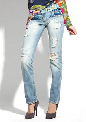 Как сделать рваные джинсы? Фото Видео Стиль