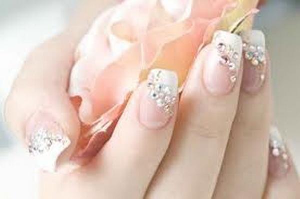 Ногти фото для невесты