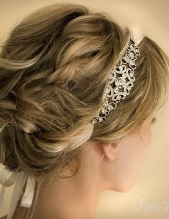 Вязанные волосы