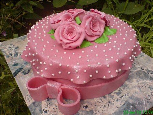 Мастика для торта своими руками рецепты.фото