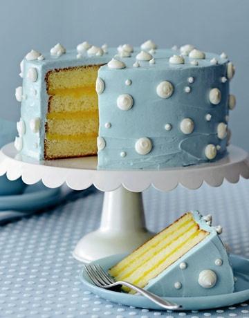 Украсить торт в домашних условиях