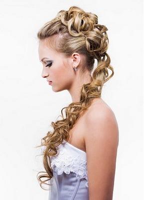 Зачіски з накладними пасмами