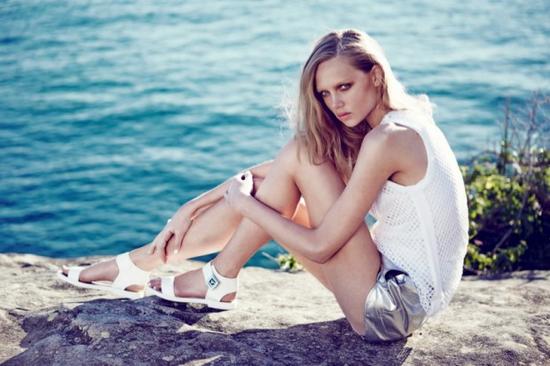 Модные босоножки весна-лето 2014