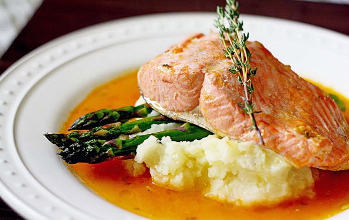 Ужин из простых продуктов