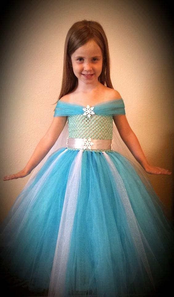 Платье из фатина для девочки своими руками фото