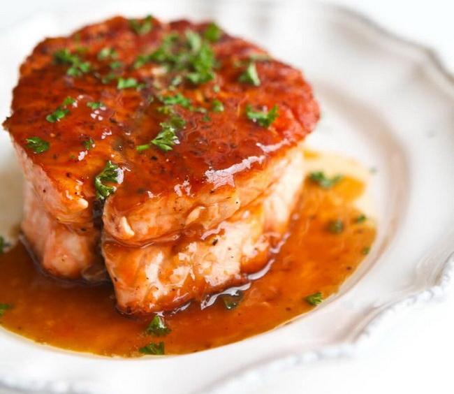 Рецепт соуса к свиным котлетам