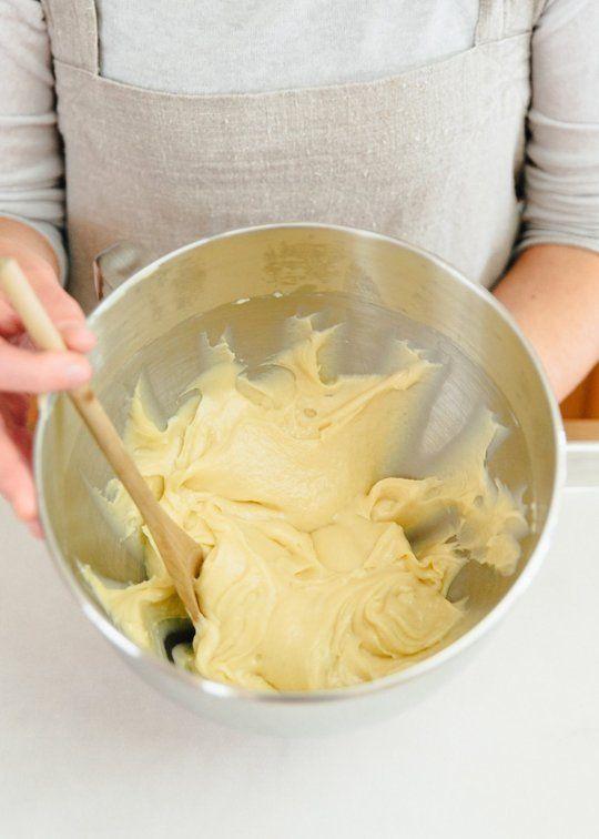 Заварное тесто - рецепт