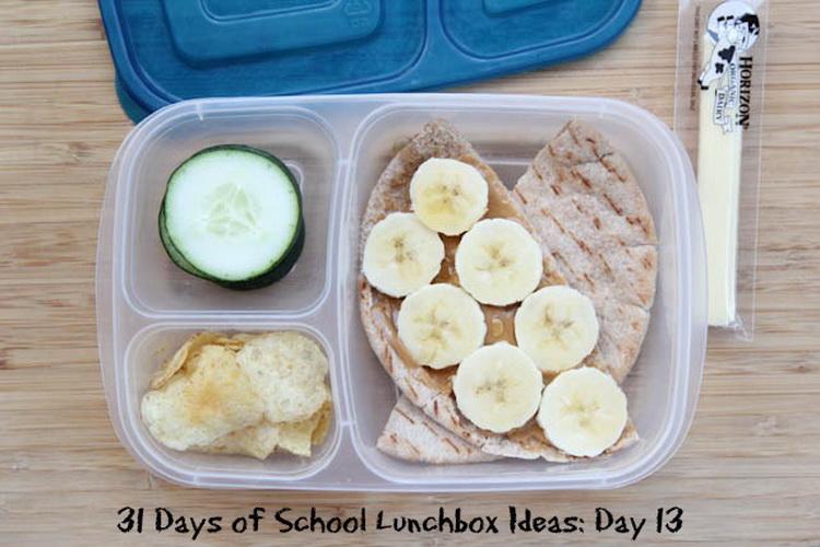 перекус в школу при правильном питании